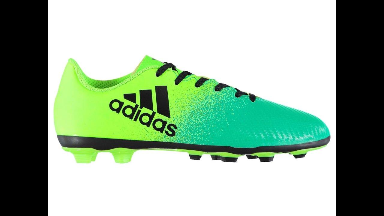 b726c99d Обзор Бутсы adidas X 16 4 FG Junior Football Boots. Интернет магазин ...