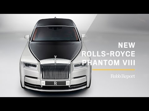 Download Youtube: Rolls-Royce Officially Reveals Its Phenomenal New Phantom VIII