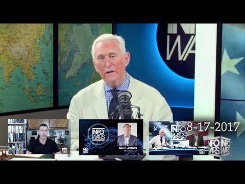 Roger Stone Interviews Mark Dice & Discusses Attempts to Delegitimize Trump