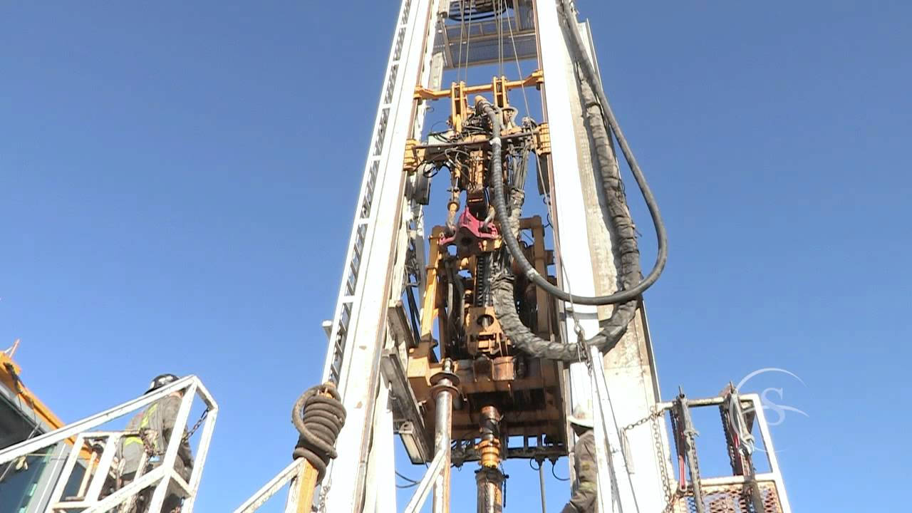 Integrated Top Drive Savanna Ct1500 Hybrid Drilling Rig