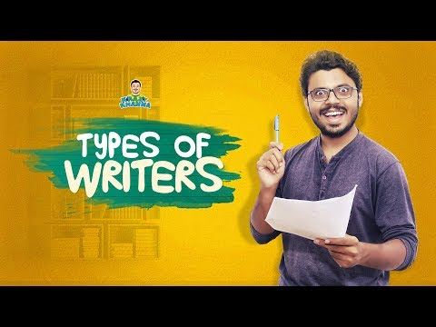 Types of Script Writers | Krazy Khanna | Chai Bisket