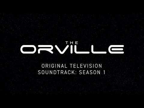 The Orville, Season 1 Soundtrack - Coming Soon from La-La Land Records.