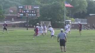 Willy Wright ARHS Lax Highlights 2015