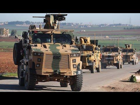 Turkey and Russia to start joint patrols around Idlib
