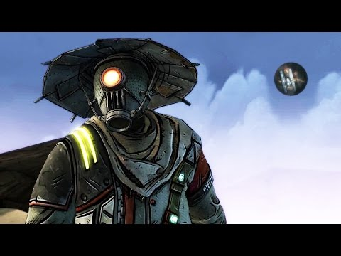 Tales from the Borderlands Launch Trailer (PS4 / Xbox One)