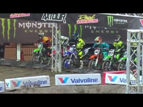 Canadian National Arenacross Tour- REPLAY - Round 5 - Penticton,BC