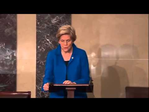 Senator Elizabeth Warren - Student Loan Refinancing Floor Speech