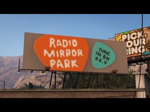 Radio Mirror Park Full Radio
