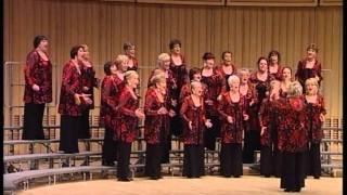 Somerset Hills Chorus - Gateshead 2010 - If I Give My Heart To You