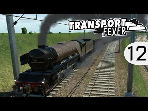Transport Fever - Sweden [Modded | Hard] - Mining Operations - 12