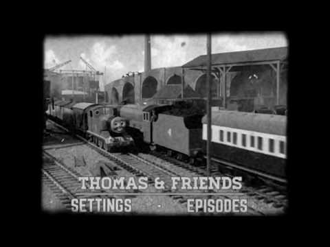 Britt Allcroft's Unused 'Thomas & Friends' VHS Tape - 1999