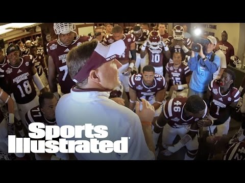 How Dan Mullen turned Mississippi State into a contender - S