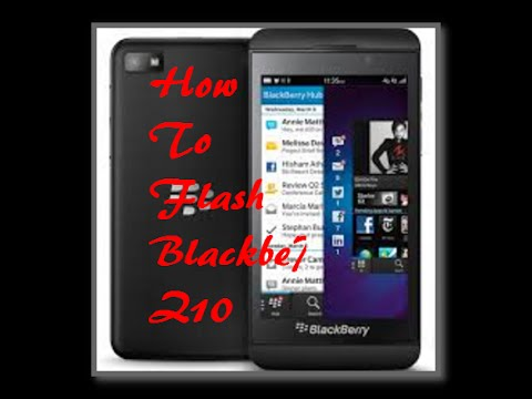 How To Flash Blackberry Z10 100% Hang Logo Done 2016