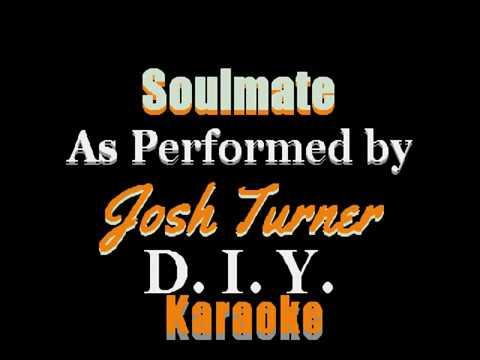 Josh Turner - Soulmate (Instrumental Only)