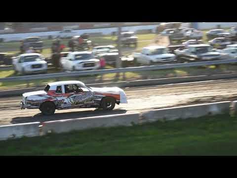 Hobby Stock Heat Race Win for Neil Pella #3N @ Beatrice Speedway