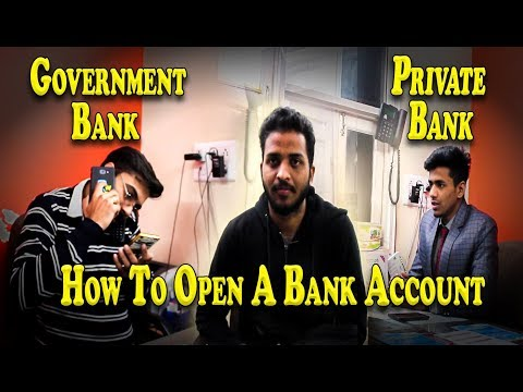 Government Bank Vs Private Bank | 25 Hours Entertainment