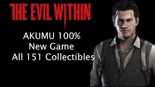 The Evil Within 100% Speedrun 3:41:42 Akumu Difficulty