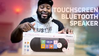 Tablet + Bluetooth Speaker=Aluratek Stream Pro