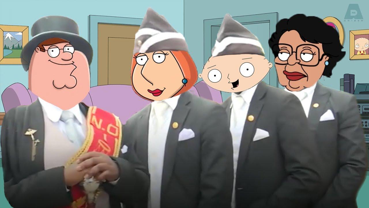 Astronomia - Coffin Dance Meme 22 - Family Guy