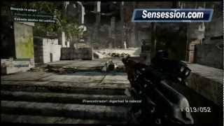 Medal of Honor Warfighter 10' Single Player Gameplay HD