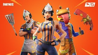 Fortnite new skins.sizzle sgt skin