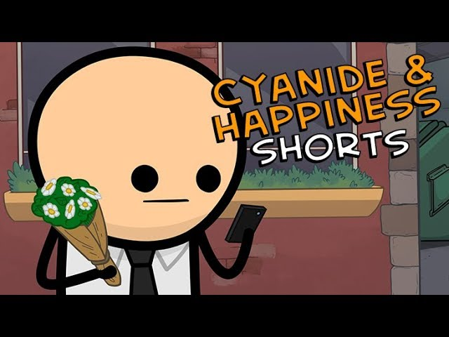 Blind Date - Cyanide & Happiness Shorts