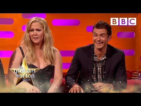 Thumbnail: Goldie, Amy, Orlando and John talk dating fails - The Graham Norton Show 2017: Preview - BBC One