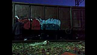 W9 Poland graffiti