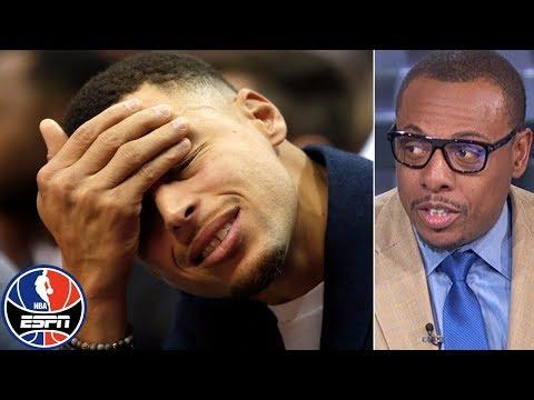 Warriors are mentally, physically broken – Paul Pierce | NBA on ESPN