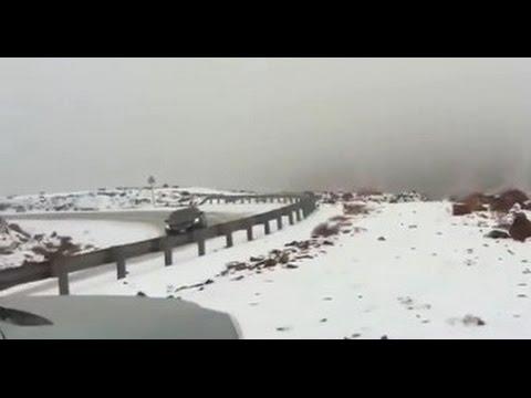 Snow & Hail Saudi Arabia, Feet of Hail in Mexico, Australia Slammed | Mini Ice Age 2015-2035 (268)