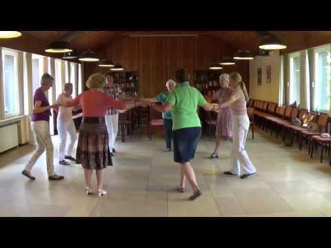 Seniorentanz Danke für diesen guten Morgen Choreografie (gege Fantasie)