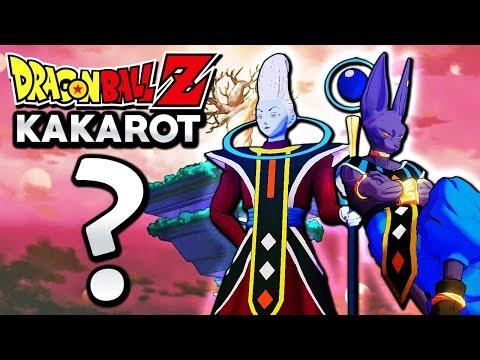 NEW KAKAROT DLC INFO! Beerus & Whis Planet Hint & Battle Of Gods In Dragon Ball Z Kakarot (V-Jump)