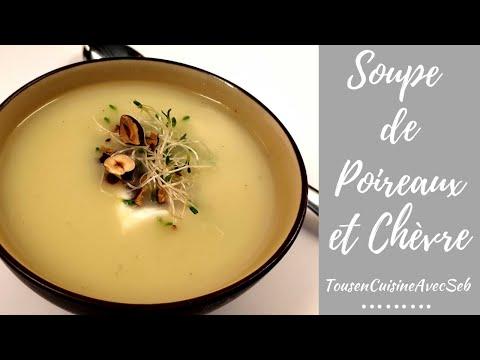 soupe-de-poireaux-et-chèvre-(tousencuisineavecseb)