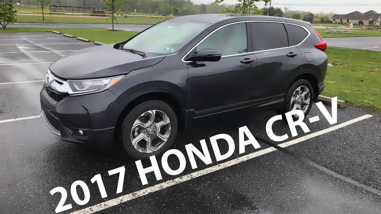 2017 Honda CR V Best Seller In The USA For A Reason