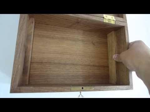 Jewellry Box with secret compartment