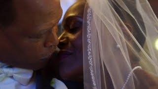 We Found Love Jacqueline & Milton Wedding Ceremonie Filmed & Edited by Jackie Terry
