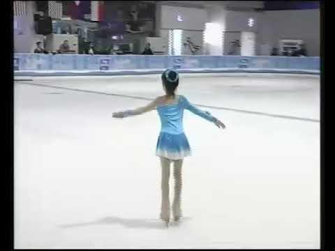 Skate Asia | Aimee figure skating (Delta) ~ 2016
