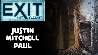 EXIT: THE GAME | THE FORBIDDEN CASTLE | Justin, Mitchell, Paul