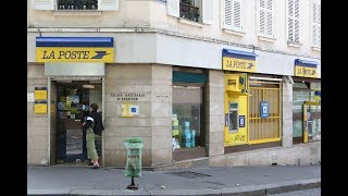 La poste en France
