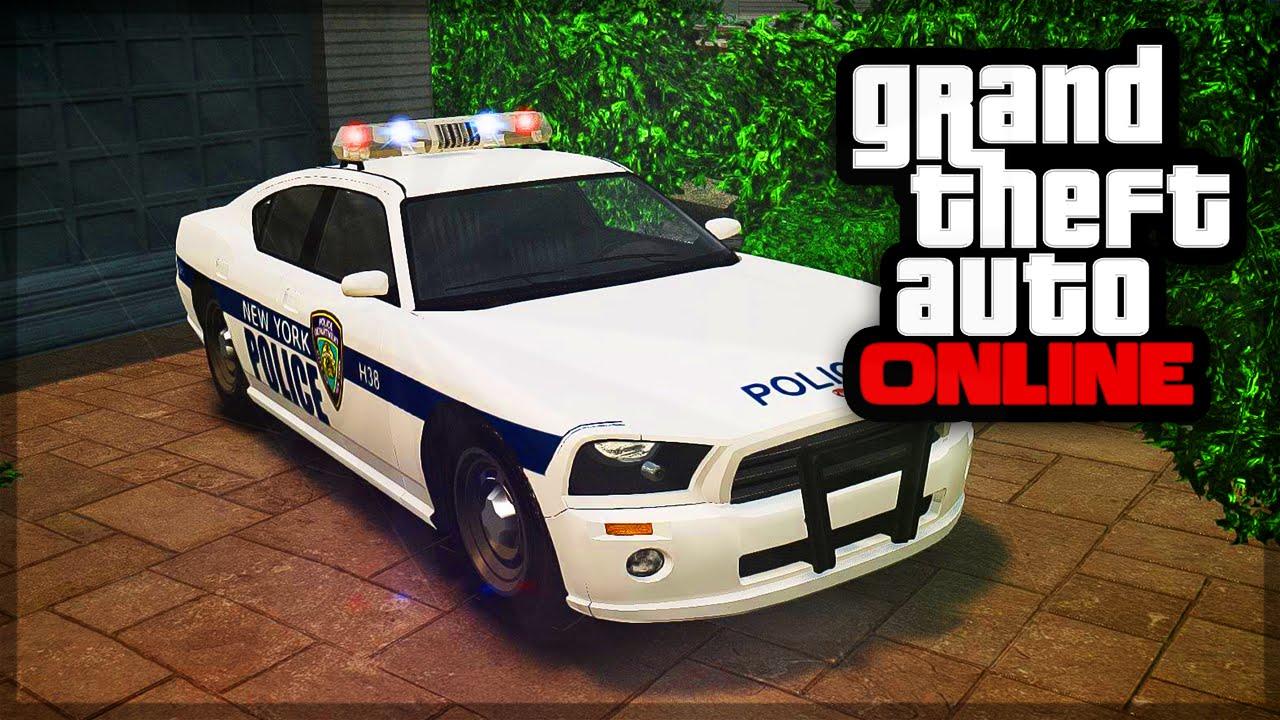 Gta 5 Online Update Buying Police Cars Emergency Heist Vehicles