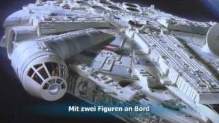 games4family.de testet: Revell Easy Kit Millenium Falcon