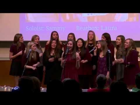 Dibs - A Cappella Cover