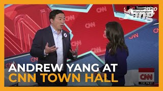 Andrew Yang's April 14th CNN Town Hall Highlights