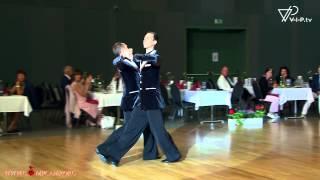Axel Zischka - Stefan Lehner (FRA) feat. Debora Pacini (ITA), Standard Show