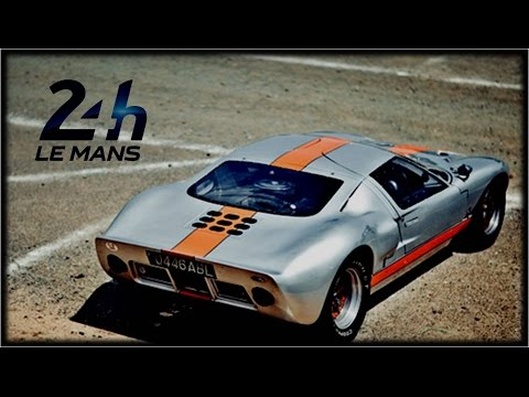 Classic Races - Ep03 : Le Mans, 24 hours (documentary) HD