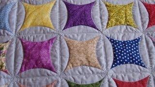 видео Всё о лоскутном шитье - Лоскутное шитьё Википедия