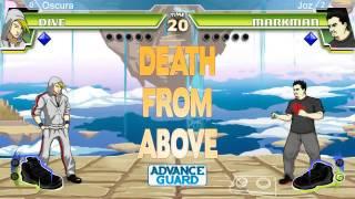 Advance Guard Bonus Episode 2 - Divekick