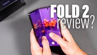 GALAXY Z FOLD 2: Here's Why I'm Keeping It