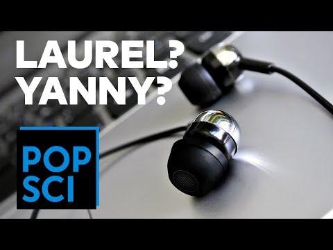 The Science of 'Yanny or Laurel' - Видео приколы смотреть