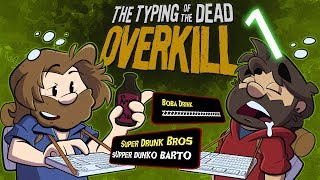 Typing of the Dead: Overkill | Let